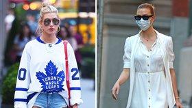 VIP osobnosti v bílé. Jak ji nosí těhulky, královská Výsost nebo hubené modelky?