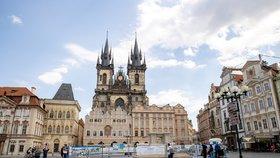 Praha přestala nést zlatá vejce. Hoteliéři opět cílí na zahraniční turisty