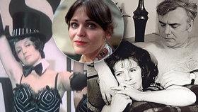 Tichá Ina i sexy agentka Rázlová! Vzpomínáte na krásky ze socialistických seriálů?