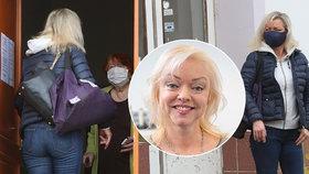 Dominika Gottová se konečně setkala s maminkou: Slzy v domově důchodců!