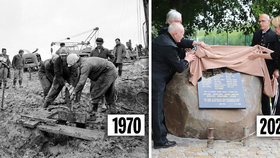 50 let od tragédie v Dole Dukla v Šardicích: Po průtrži mračen se 34 horníků utopilo