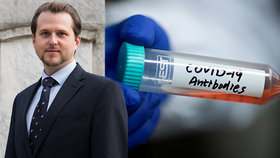 Michal se přidal do testování vakcíny proti koronaviru. Český lékař se komplikací nebojí