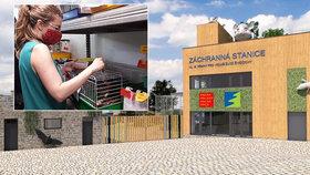 Záchrannou stanici pro zvířata v pražských Jinonicích přestaví: Ročně tu přijmou přes 5 tisíc zvířecích pacientů