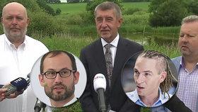 """Hádky o sucho: Poslanci vytáhli povodně a zabetonovanou krajinu. Brabec: """"Vláda nespala"""""""