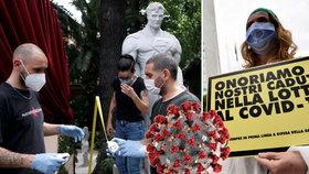 Koronavirus se šířil Evropou už v prosinci, šokují vědci. Stopy našli v kanalizaci