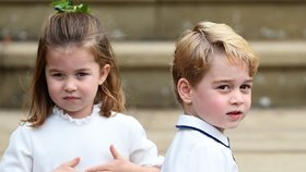 Královská pravidla platí i pro děti: Co musí dodržovat George, Louis a Charlotte?