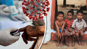 Kritické ohrožení dětí: Až 120 milionů jich může koronavirus poslat do chudoby