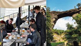 Čtyři z pěti Čechů v létě nevyjedou za hranice, tvrdí průzkum. Kde stráví dovolenou?