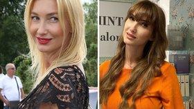 Dominika Mesarošová a její proměna! Z rajcovní blondýnky opět brunetou