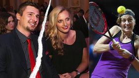 Tenisová hvězda Kvitová: Zrušila zásnuby, a pak… Bez chlapa už čtyři roky!