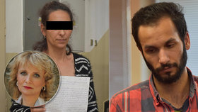 Poslední dopis Marečkova (†2) vraha matce: Jako by měl dvě tváře! Psycholožka zmínila nejvyšší trest