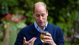Budoucí král Británie? Princ William odhalil svou dosud utajenou tvář!