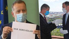 Táta 11 dětí Kollár si na Slovensku udržel křeslo šéfa parlamentu. I s opsanou diplomkou