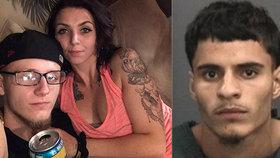 Vraždu mámy dvou dětí zachytilo video: Muž si na natáčení přinesl skutečnou zbraň!