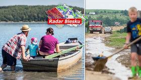 Extrémní srážky v Česku vystřídají tropy, v pátek bude až 34 °C. Sledujte radar Blesku
