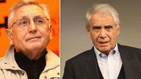 Tajemství zesnulého režiséra Menzela (†82): Ukradl roli Lauferovi!