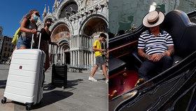Turisté se pakují z Itálie, nevrátí se zřejmě ani na lyže. Experti čekají katastrofu