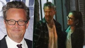 Zázračná proměna Chandlera z Přátel: Pohublý Matthew Perry míří do chomoutu!