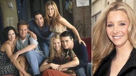 Představitelka Phoebe z Přátel o natáčení nového dílu: Neskutečné zklamání!