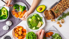 5 zdravých večeří bez masa, které vás zasytí