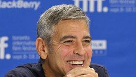 Clooney se chce rozdat: Svůj popel dá kamarádům