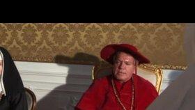 Barták točil erotický film na vatikánském velvyslanectví