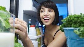 7 potravin, které se vám kazí v lednici