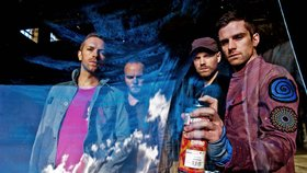 Viva! Coldplay se v září vrací do Česka