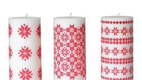 Vánoce budou červenobílé!
