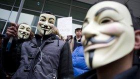 Internetová válka v Česku: Hackeři zaútočili na stránky OSA