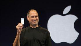 Steve Jobs: Vymyslel iPod a iTunes, hudbu poslouchal z vinylu