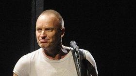 Sting už balí kufry do Prahy: Pořadatele festivalu zaskočil svým požadavkem