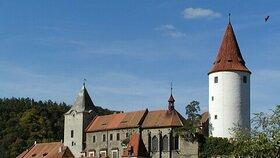 Křivoklát, hrad z pohádek - skvělý tip na víkendový výlet