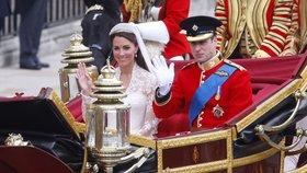 Fámy a skandály mladé královské rodiny: Kate a William čelí pomluvám