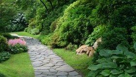 Stavíme zahradní chodníček: Jak na to krok za krokem