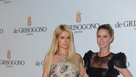 Sestry Hiltonovy v Cannes: Anděl Paris a ďábel Nicky