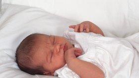 Matka hodila miminkem (†0,5) o zem: Nechtěla, aby šlo do ústavu