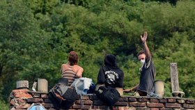 Soud nepodpořil stížnost squatterů. Při vyklízení Milady policie nepochybila