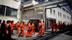 Vězni utíkali roky z basy na nákupy. Pak se dobrovolně vraceli zpět
