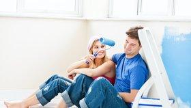 Nevíte, jak vymalovat svůj byt? Pomůže vám feng shui