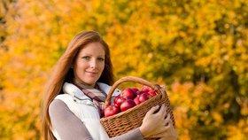 Září na zahradě: Skliďte jablka, přihnojte růže a vysaďte cibuloviny