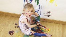 Levné a praktické! Vyrobte dětem domácí modelínu, křídy nebo měsíční písek