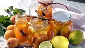 Netradiční recepty na marmelády. Nebojte se experimentovat!