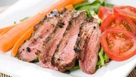 VIDEO: Jak na dokonalý steak? Naučte se ho podle slavného šéfkuchaře!
