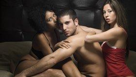 Chlapi chtějí harém! Proč ho nemůžou mít ženy?