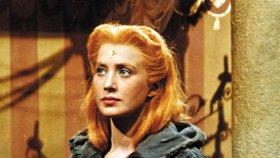 Princezna se zlatou hvězdou na čele mohla vypadat jinak. Kdo měl hrát Ladu a co strašného se stalo na place?