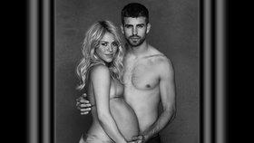 A je to tu! Shakira porodila chlapečka: Jmenuje se Milan!