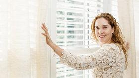 5 chyb, proč vaše záclony nevypadají jako v časopisu: Na co si dát pozor?