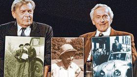Cestovatelé Hanzelka a Zikmund: Osud je spojil v roce 1938