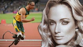 Modelka zastřelená beznohým atletem: Jaká vlastně byla?